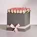 تنسيق صندوق الورود الزخرية الفاخرة