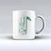 Special Suadi Arabia White Mug